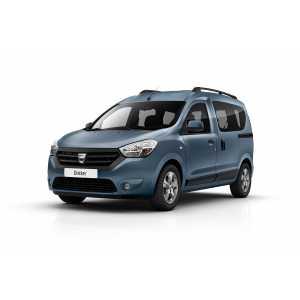 Příčníky Thule WingBar Black Dacia Dokker 2012- s podélníky