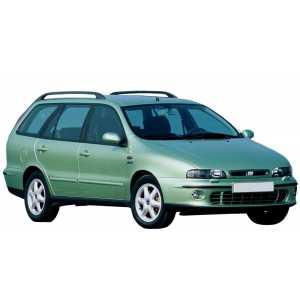 Příčníky Thule WingBar Black Fiat Marea Weekend 1996-2003 s podélníky