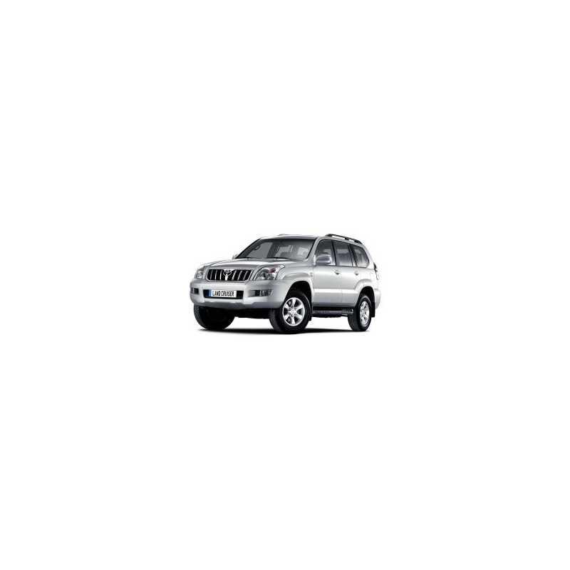 Příčníky Thule WingBar Black Toyota Land Cruiser 90/120 s ...