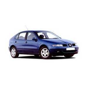 Příčníky Thule WingBar Black Seat Leon 1999-2005 s pevnými body