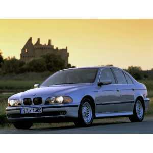 Příčníky Thule WingBar Black BMW 5 Sedan E39 1996-2003 s pevnými body