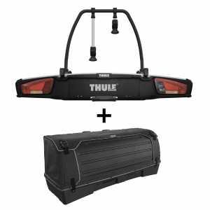 Thule EasyFold XT 933 + taška Thule 9311 - skládací nosič ...