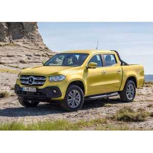 Příčníky Thule WingBar Renault Alaskan 2018-