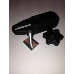 """Taurus adaptér """"T"""" pro boxy Taurus na hliníkových tyčích"""