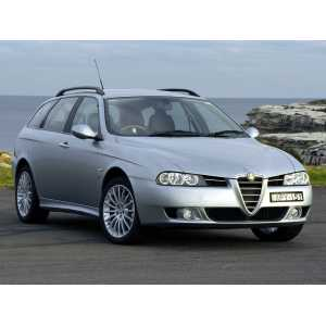 Příčníky Thule WingBar Alfa Romeo 156 Sportwagon 2000-2007 s podelníky