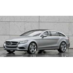 Příčníky Thule Mercedes-Benz CLS Shooting Brake X218 2013- s pevnými body