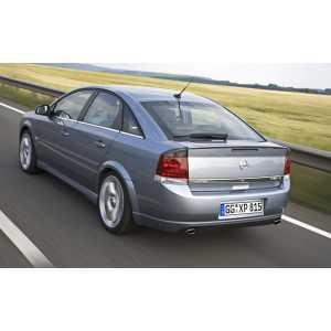 Příčníky Thule Opel Vectra C GTS Hatchback 2002-2008 s pevnými body