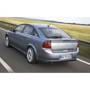 Příčníky Thule WingBar Edge Opel Vectra C GTS Hatchback 2002-2008 s pevnými body