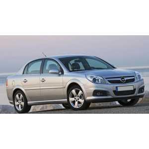Příčníky Thule WingBar Edge Opel Vectra C Sedan 2002-2008 s pevnými body