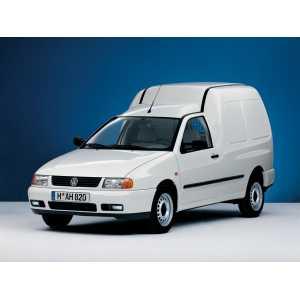 Příčníky Thule VW Caddy 1997-2003 s pevnými body