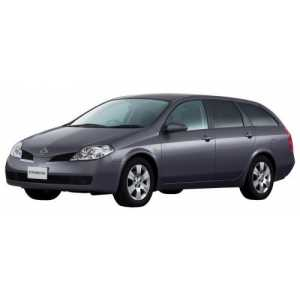 Příčníky Thule WingBar Edge Nissan Primera Combi 2002-2007 s pevnými body