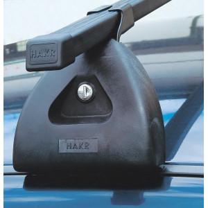 Příčníky Hakr pro Škoda Fabia I Hatchback 2000-2007 s fixačním bodem