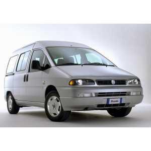 Příčníky Thule WingBar Fiat Scudo 1995-2006 s pevnými body