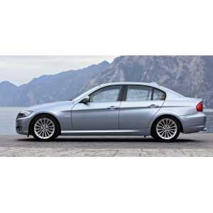 Příčníky Thule BMW 3 E90 Sedan 2005-2012 s pevnými body