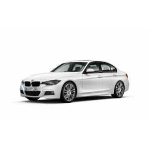 Příčníky Thule BMW 3 F30 Sedan 2012- s pevnými body