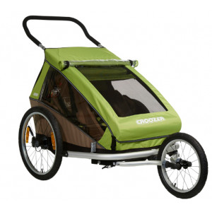 Croozer Kid For 2 Click & Crooze