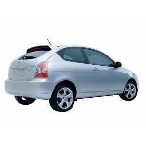 Příčníky Thule Hyundai Accent 3dv. Hatchback 2000-2005