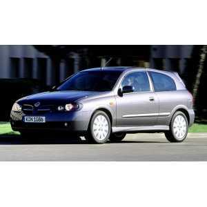Příčníky Thule Nissan Almera 3dv. Hatchback 2000-2006