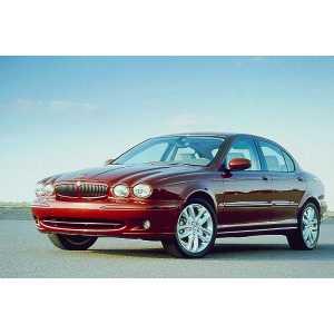 Příčníky Thule WingBar Jaguar XJ 2002-2008