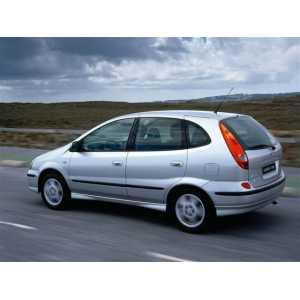 Příčníky Thule WingBar Black Nissan Almera Tino 2002-