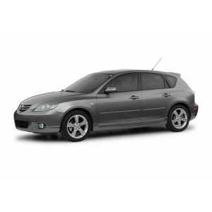 Příčníky Thule WingBar Black Mazda 3 2004-2008