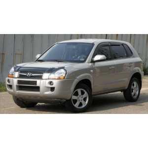Příčníky Thule Hyundai Tucson 2004-2009