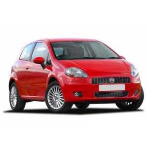 Příčníky Thule Fiat Grande Punto 2005-2012