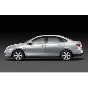 Příčníky Thule Nissan Almera Sedan 2012-