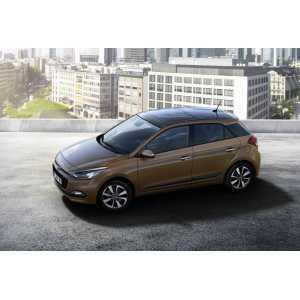 Příčníky Thule Hyundai i20 5dv. 2015- s prosklenou střechou