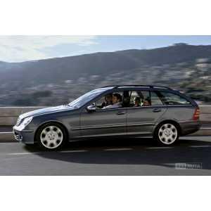 Příčníky Thule Mercedes-Benz C-klasse Combi 2000-2006 s podélníky