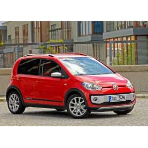 Příčníky Thule VW Cross UP 2013- s podélníky