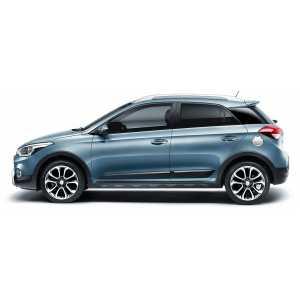 Příčníky Thule Hyundai i20 Active 2015- s podélníky