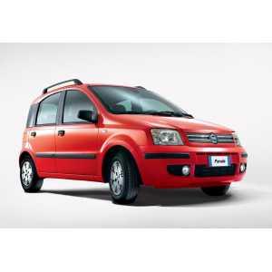 Příčníky Thule SmartRack Alu Fiat Panda 2003-2011 s podélníky