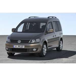 Příčníky Thule SmartRack Alu VW Caddy 2004-2015 s podélníky