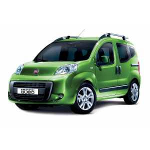 Příčníky Thule Evo Fiat Qubo 2008-2017 s podélníky