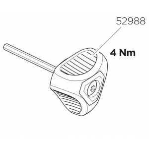 Momentový klíč Thule 52988 Torque 4Nm