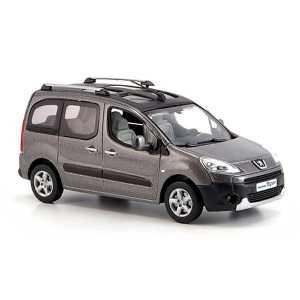 Příčníky Thule Evo Peugeot Partner Tepee 2008- s podélníky