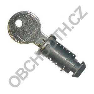 Zámek s klíčem Thule N004