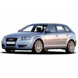 Příčníky Thule Evo Audi A3 2004-2012