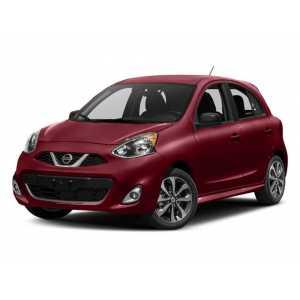 Příčníky Thule Evo Nissan Micra 5dv. Hatchback 2017-