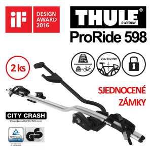 Thule ProRide 598 sada 2 ks