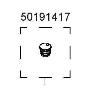 """Zátka praporek 1"""" 50191417"""
