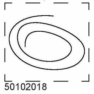 Brzdová soustava Thule 50102018