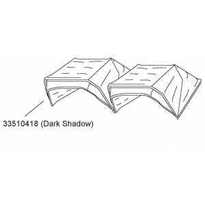 Stínítko Dark Shadow Thule 33510418