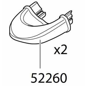 Koncovky Thule 52260 k adaptéru 9281 (2ks)